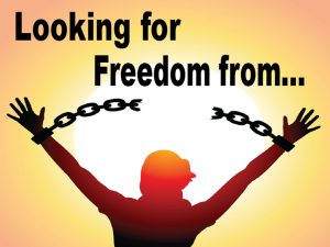 Breaking News: Freedom is Ours Now! – talk by Patricia
